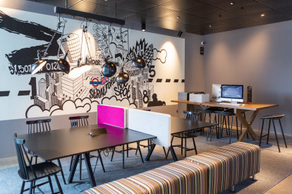Co-Work from Moxy — Stratford
